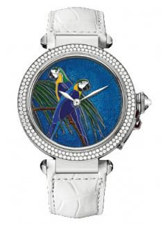 Cartier Creative Jeweled watches WJ124006