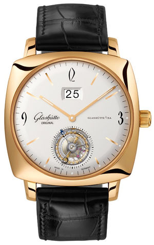 Glashutte Original Masterpieces Square Tourbillon