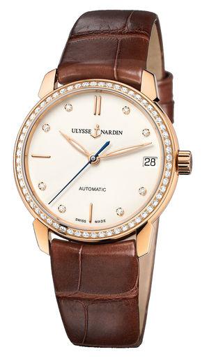 Ulysse Nardin Classico 8106-116B-2/990