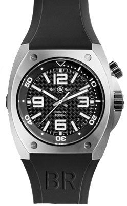 Bell & Ross Collection Marine Divers new model-BR 02 Dive-2