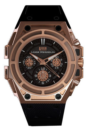 Linde Werdelin SpidoLite Spidospeed Red Gold