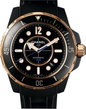 Chanel J12 Editions Exclusives new model-J12