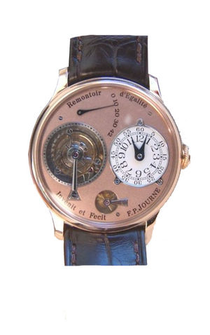 F.P.Journe Souveraine new model-Souverain