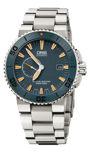 01 643 7654 7185-Set MB Oris Diving Collection