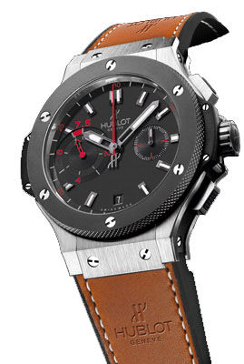New model 2011-Chukker Bang Hublot Big Bang 44 mm