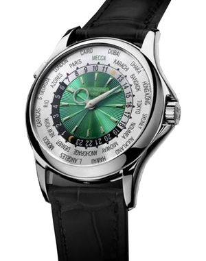 new model-2011 World Time Patek Philippe Complicated Watches