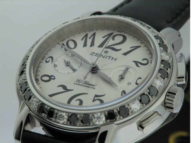 16.1231.4002/01.C626 Zenith Star Ladies