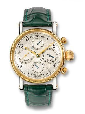 CH 7522 CD Chronoswiss Chronometer Chronograph