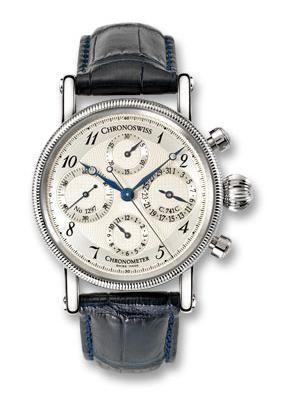 Chronoswiss Chronometer Chronograph CH 7523 CD