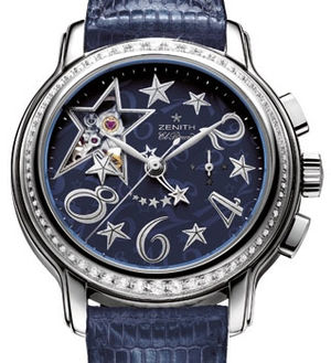 16.1230.4021/27.C628 Zenith Star Ladies