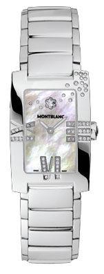 101557 Montblanc Profile