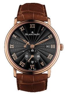 Blancpain Villeret Ultra-Slim 6606-3630-55B