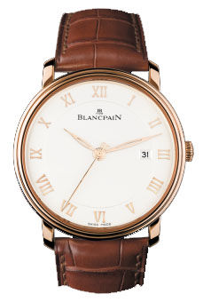 Blancpain Villeret Ultra-Slim 6651-3642-55B