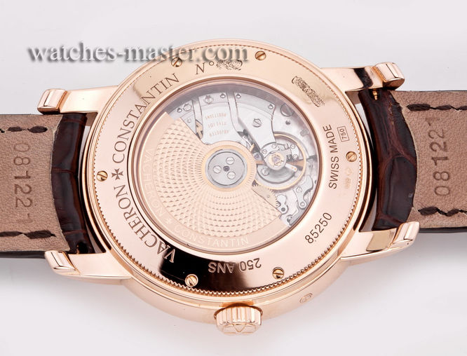 85250/000R-9142 Vacheron Constantin часы The Jubile 1755 Limited Edition 500