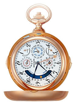 Star Caliber 2000R 001 Patek Philippe Patek Pocket Watches