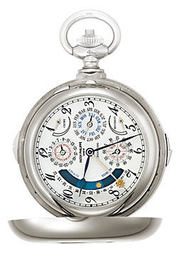 Star Caliber 2000P 001 Patek Philippe Patek Pocket Watches