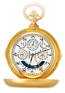 Star Caliber 2000J 001 Patek Philippe Patek Pocket Watches