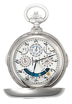 Star Caliber 2000G 001 Patek Philippe Patek Pocket Watches