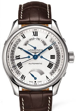Longines Master Retrograde Collection L2.716.4.71.3