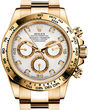 Rolex Cosmograph Daytona 116508 White set with diamonds