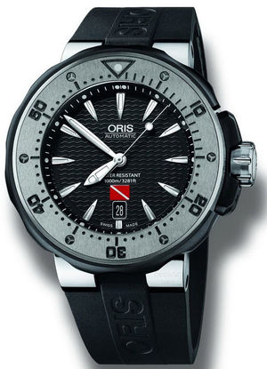 Oris Diving Collection model 2011 Kittiwake 2