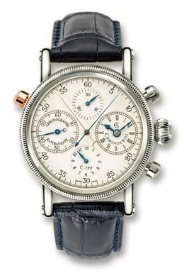 CH 7320 Chronoswiss Rattrapante