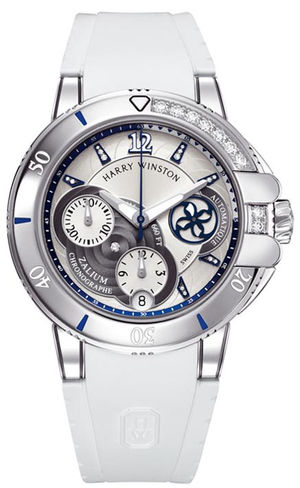 Harry Winston Ocean Sport Chronograph and Diver OCSACH38ZZ006