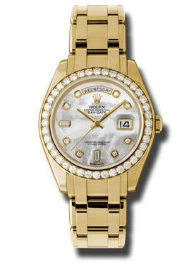 Rolex Day-Date Special Edition Archive 18948 mother of pearl dial