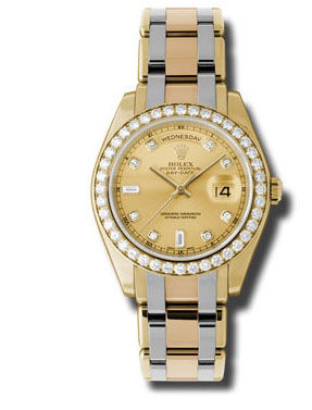 18948 tridor champagne dial Rolex Day-Date Special Edition Archive