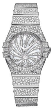 123.55.24.60.55.010 Omega Constellation Lady