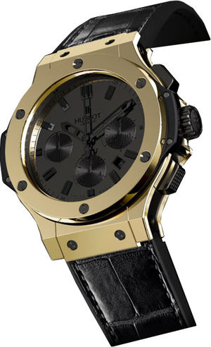 Hublot Gold new model-2011 Magic Gold