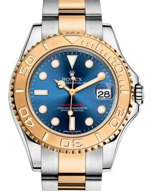 168623 Blue Rolex Yacht-Master