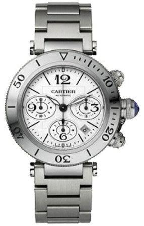 Cartier Pasha De Cartier W31089M7
