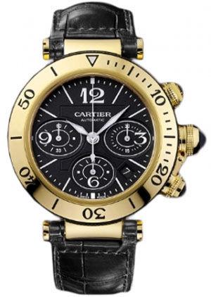 W3030017  Cartier Pasha De Cartier