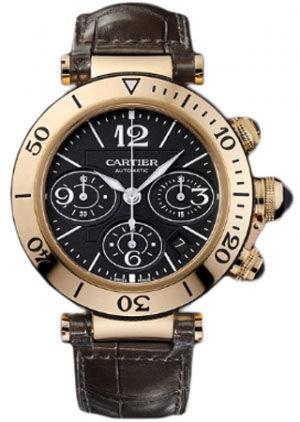 W3030018 Cartier Pasha De Cartier