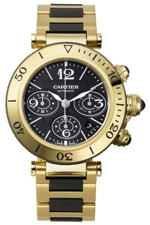 W301970M  Cartier Pasha De Cartier