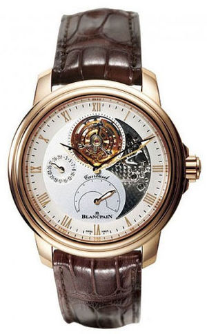 Blancpain Le Brassus Complicated Caruso Chinese Dragon