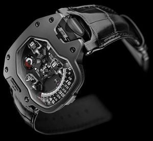 Urwerk 110 Collection UR-110 Black