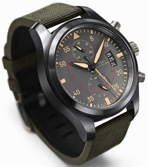 IWC Pilots Watches Classic IW388002