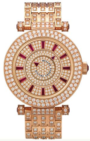 7002 DM CD Franck Muller Double Mystery