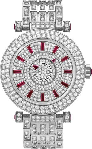 42 DM D2R CD Ruby Franck Muller Double Mystery