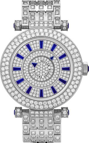 42 DM D2R CD Blue Franck Muller Double Mystery