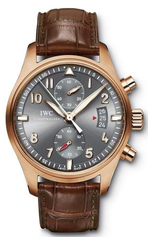 IWC Pilots Watches Spitfire IW387803