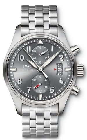 IWC Pilots Watches Spitfire IW387804
