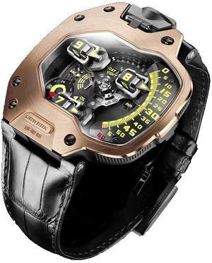 U-110 Urwerk 110 Collection
