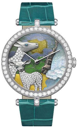 Van Cleef & Arpels Extraordinary Dials™ Antelope Decor