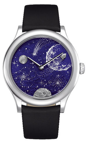 From the Earth to the Moon Van Cleef & Arpels Extraordinary Dials™