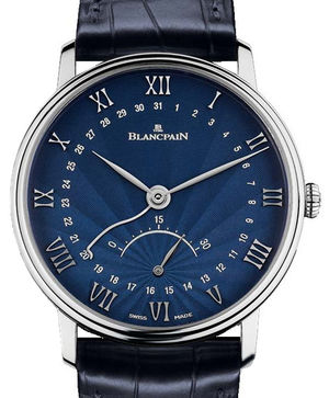 Blancpain Villeret Ultra-Slim 6653Q-1529-55B
