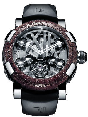 TO.T.ALG.OXY3R.11BB.00 RJ Romain Jerome Titanic-Dna Tourbilion