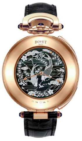 Bovet Fleurier Amadeo Grand Complications AIOM505